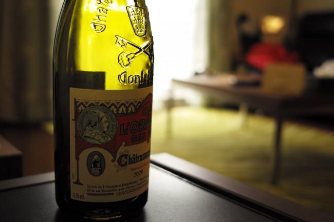 ワインのラベルの見方
