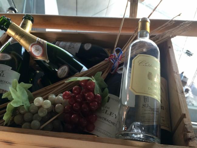白ワインの瓶の違い
