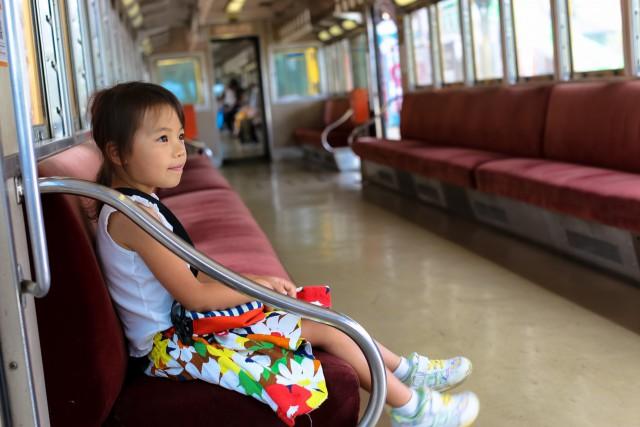 電車通勤で座ることができる場合