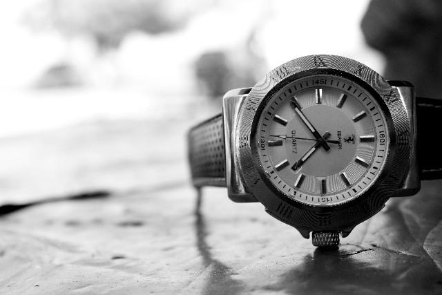 質の良い腕時計