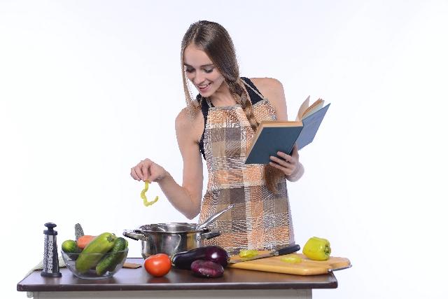 5分でできる簡単レシピのレパートリーを作る