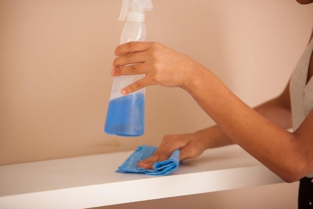 掃除は週末まとめてよりも毎日5分がおすすめ