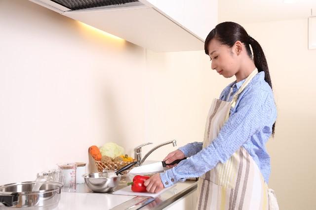 夜ご飯のついでに朝ご飯を作る