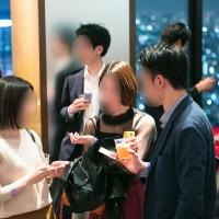 東京・新宿/新宿の夜景が一望できる?プレミアムな婚活パーティー&インタビュー