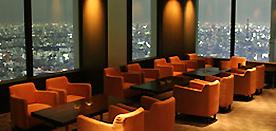 【200名夜景交流Party】Happy New Year☆地上210m48階から眺める副都心夜景@ホテルオークラ系Lounge