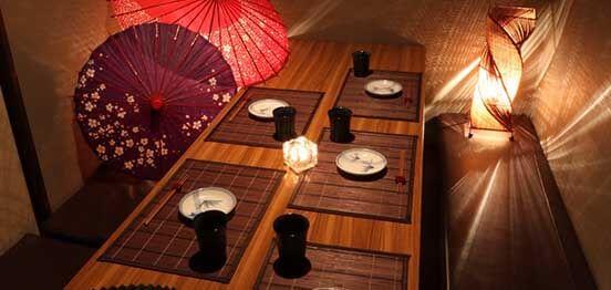 新宿完全個室『yuyu』