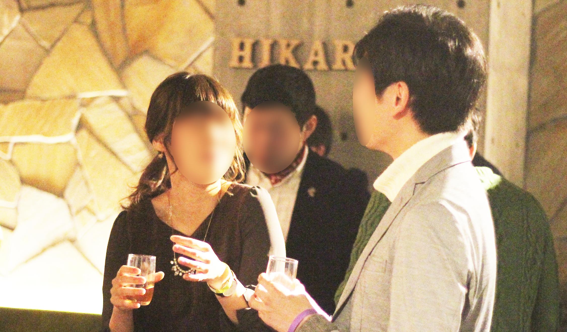 【京都】 烏丸御池にて恋活・婚活 立食パーティー★メダルのような『HIKARI』を求めて…♡♡ サブ画像1