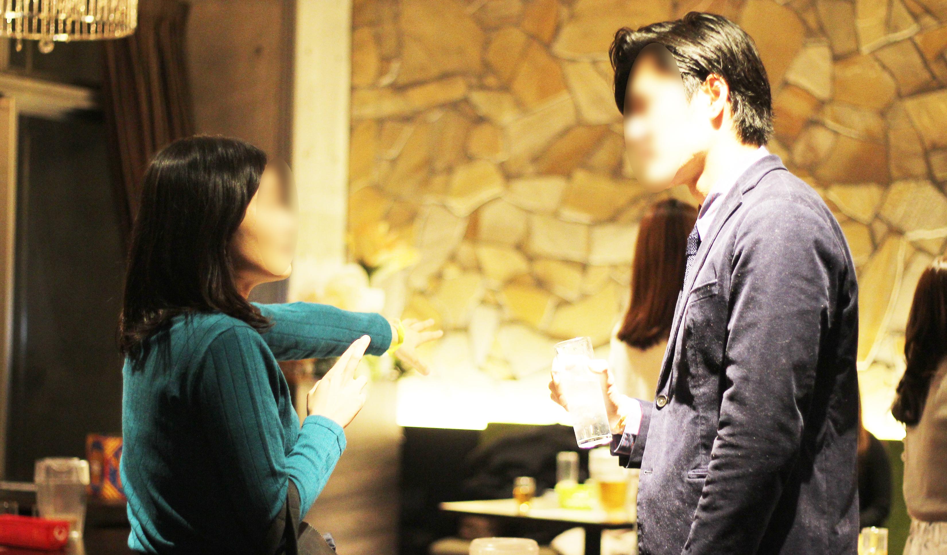 【京都】 烏丸御池にて恋活・婚活 立食パーティー★メダルのような『HIKARI』を求めて…♡♡ サブ画像2