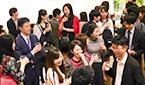 【東京】1店舗型街コンin銀座。桜よりも先に咲くか、出会いの花!資格者限定恋活・婚活パーティ サブ画像1