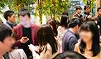 【東京】1店舗型街コンin銀座。桜よりも先に咲くか、出会いの花!資格者限定恋活・婚活パーティ サブ画像3