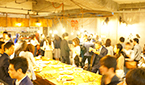 【東京】1店舗型街コンin日本橋。 素敵な時間、、花粉症だったということさえ忘れさせます(^^) 男性資格限定婚活・恋活パーティー♪ サブ画像3