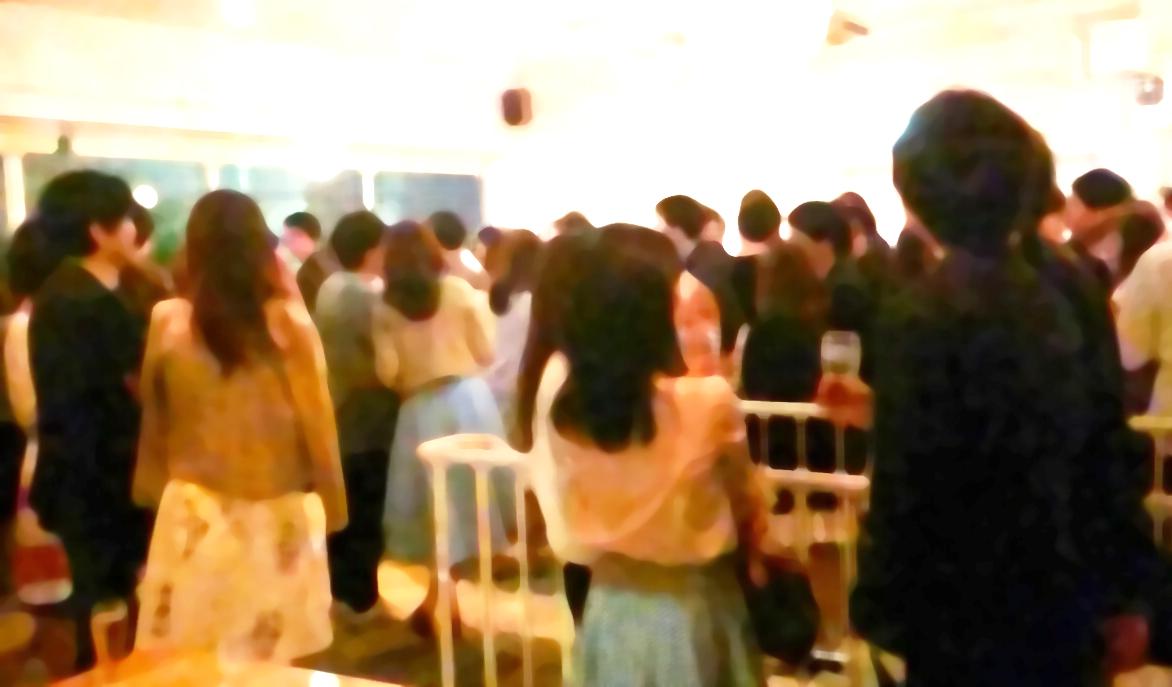 【大阪】calendar本店にて1店舗型立食婚活パーティー♥ 百人!!!十人十色の出会いを求めて♪ サブ画像3
