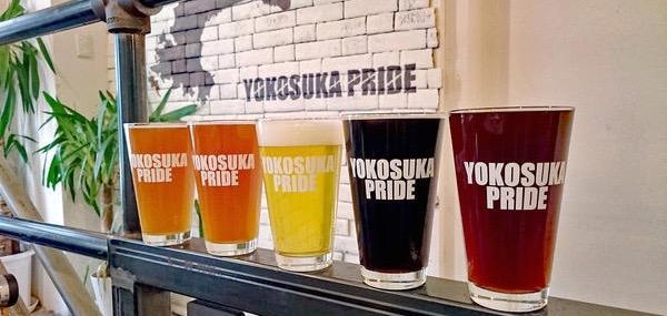 『横須賀ビール』