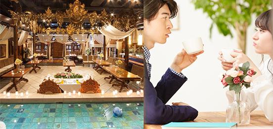 『バリラックス THE GARDEN 西新宿』の写真